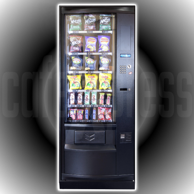 Coffetek PALMA-H Snack, Cold Can & Bottle Vending Machine
